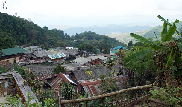 ドイプイ村